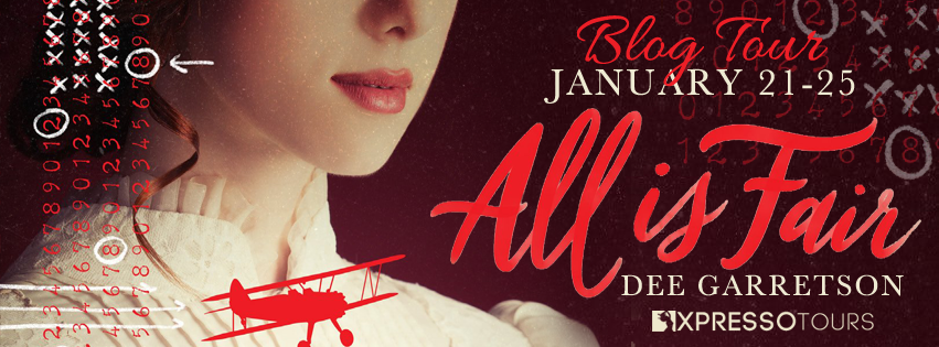Double Blog Tour: All is Fair by Dee Garretson and The Birds, The Bees, and You and Me by Olivia Hinebaugh