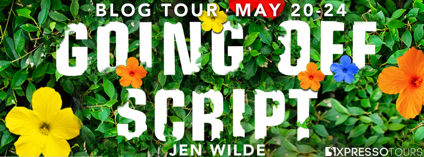 Blog Tour: Going Off Script by Jen Wilde (Interview + Giveaway!)