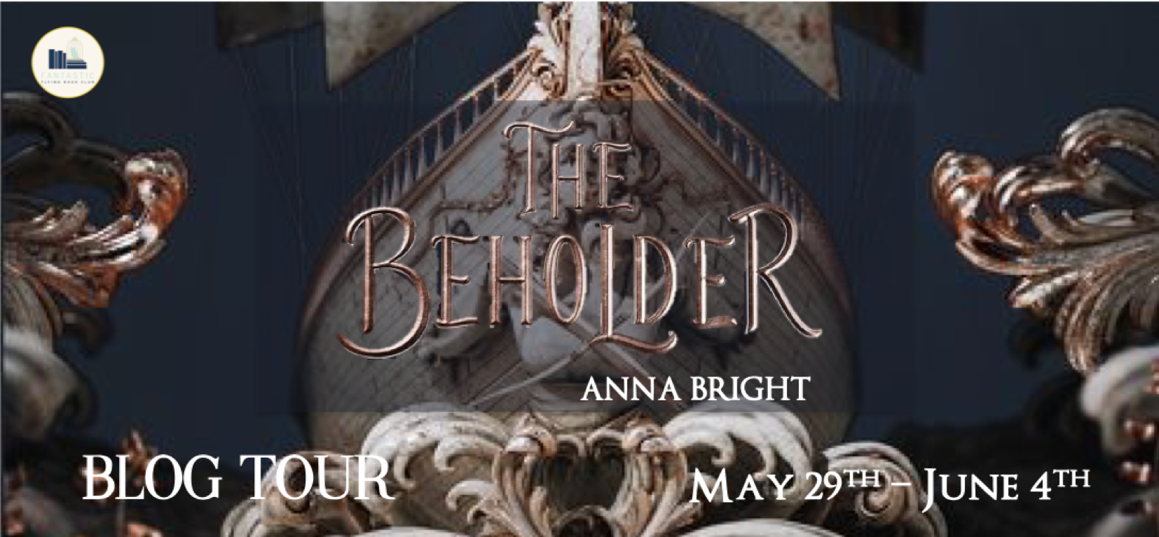 Blog Tour: The Beholder by Anna Bright (Interview + Giveaway!)