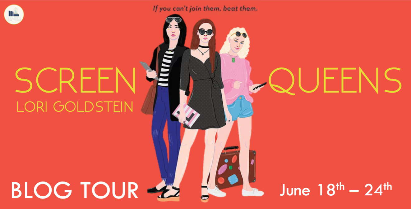 Blog Tour: Screen Queens by Lori Goldstein (Review + Giveaway!)