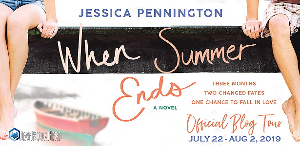 Blog Tour: When Summer Ends by Jessica Pennington (Excerpt + Giveaway!)