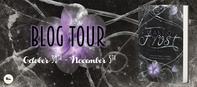 Blog Tour: Tears of Frost by Bree Barton (Interview+ Giveaway!)