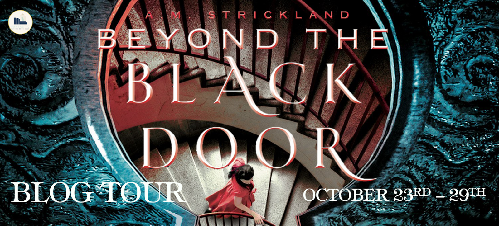 Blog Tour: Beyond the Black Door by AdriAnne Strickland (Interview+ Giveaway!)
