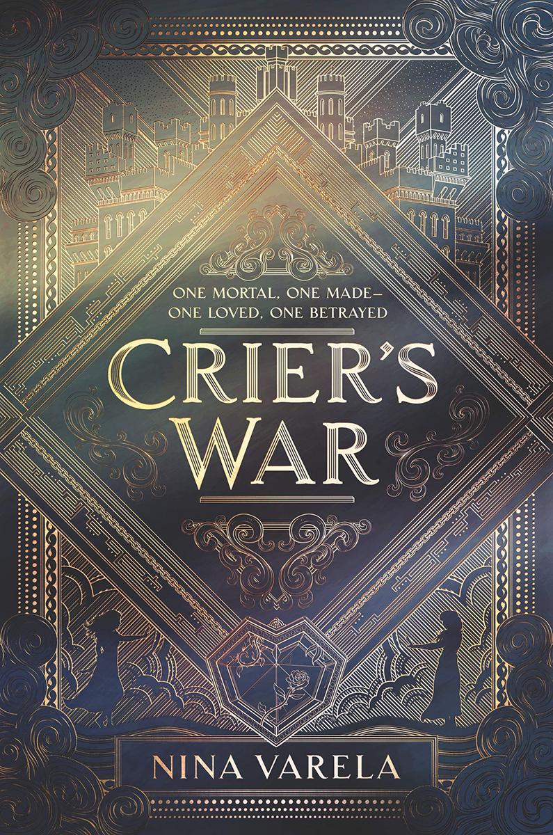 Blog Tour: Crier's War by Nina Varela (Interview!)