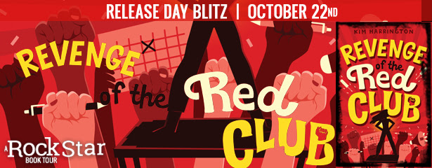 Blog Blitz: Revenge of the Red Club by Kim Harrington (Excerpt + Giveaway!)