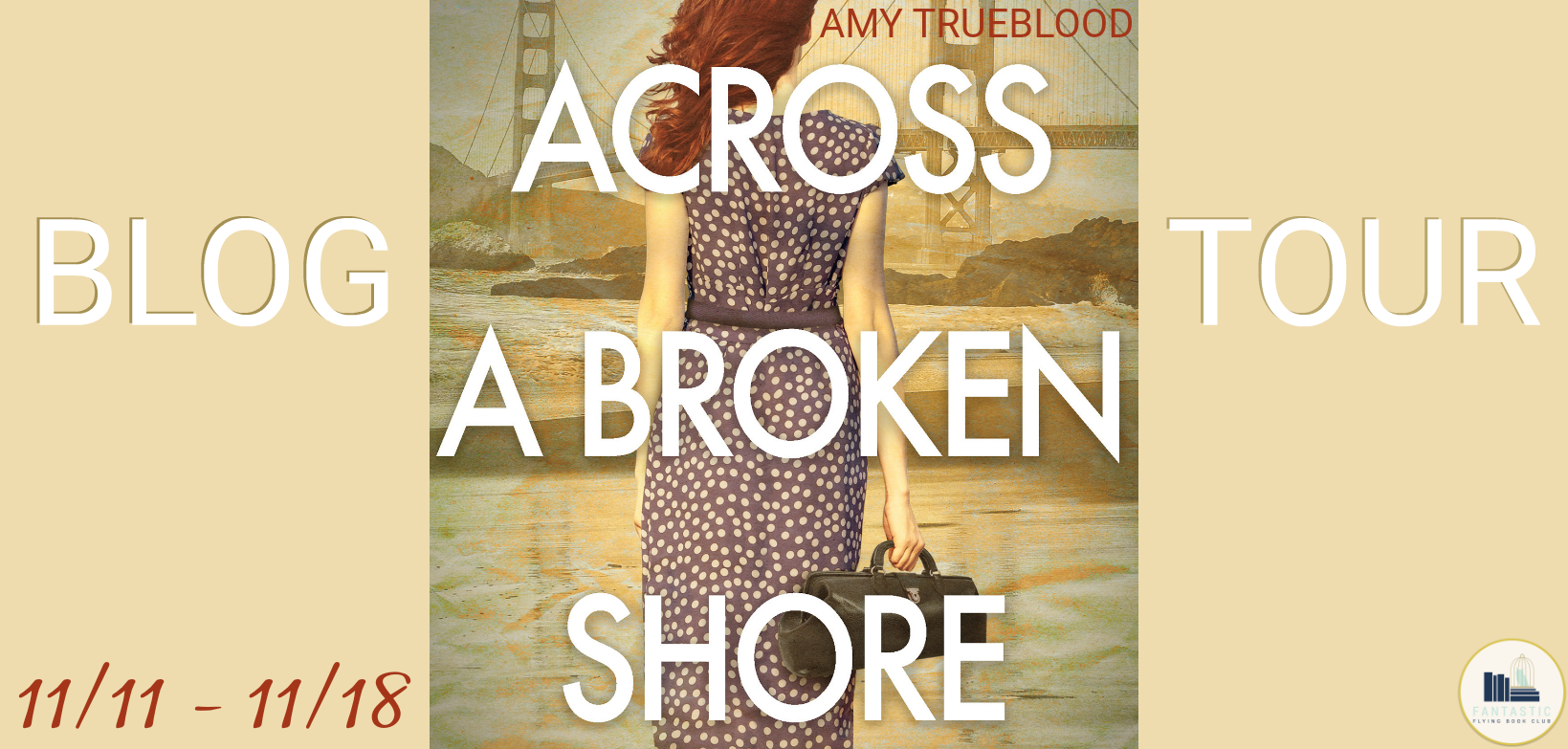 Blog Tour: Across a Broken Shore by Amy Trueblood (Creative Post+ Giveaway!)
