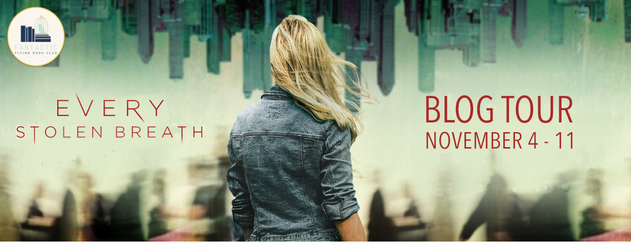 Blog Tour: Every Stolen Breath by Kimberly Gabriel (Creative Post + Giveaway!!!)