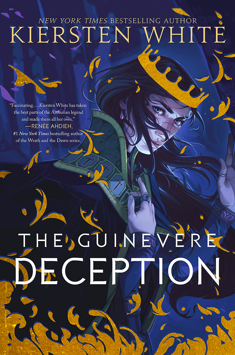 Review of The Guinevere Deception by Kiersten White