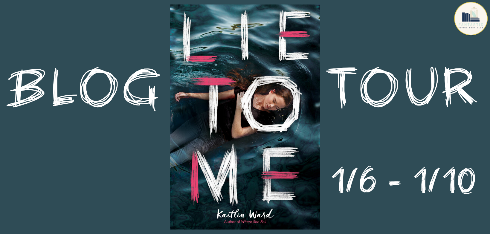 Blog Tour: Lie to Me by Kaitlin Ward (Interview + Giveaway!)