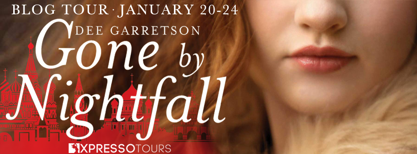 Blog Tour: Gone by Nightfall by Dee Garretson (Interview + Giveaway!)