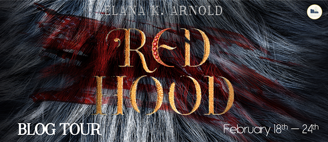 Blog Tour: Red Hood by Elana K. Arnold (Guest Post + Giveaway!)