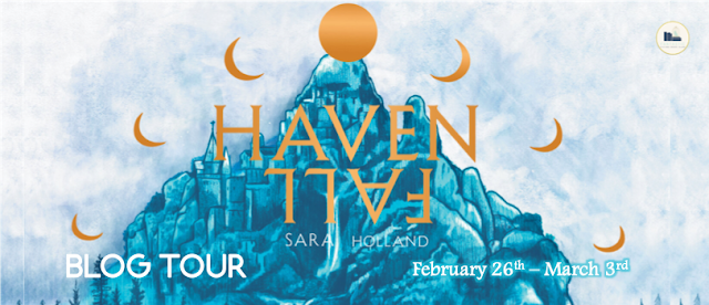 Blog Tour: Havenfall by Sara Holland (Interview + Giveaway!)