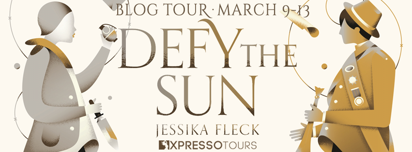Blog Tour: Defy the Sun by Jessika Fleck (Guest Post + Giveaway!)