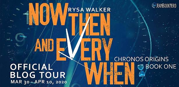 Blog Tour: Now, Then, and Everywhen by Rysa Walker (Review + Giveaway!!!)