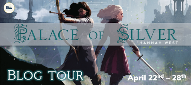Blog Tour: Palace of Silver by Hannah West (Official Dream Cast + Giveaway!)