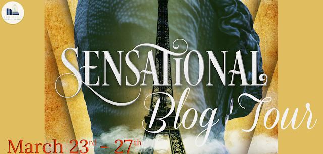 Blog Tour: Sensational by Jodi Lynn Zdrok (Interview + Giveaway!)