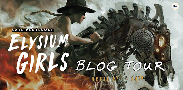 Blog Tour: Elysium Girls by Kate Pentecost (Official Mood Board + Giveaway!)