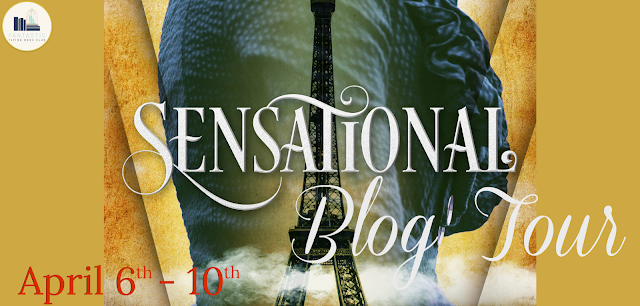 Blog Tour: Sensational by Jodie Lynn Zdrok (Interview!)