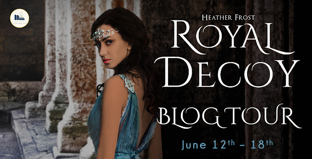 Blog Tour: Royal Decoy by Heather Frost (Tell Your Story in GIFs + Giveaway!)