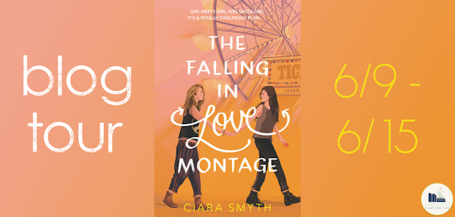 Blog Tour: The Falling in Love Montage by Ciara Smyth (Creative Post+ Giveaway!)