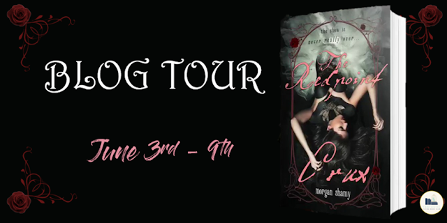 Blog Tour: The Redpoint Crux by Morgan Shamy (Guest Post + Giveaway!)