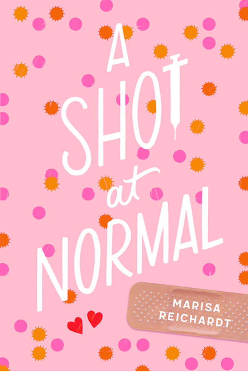 A Shot at Normal by Marisa Reichardt