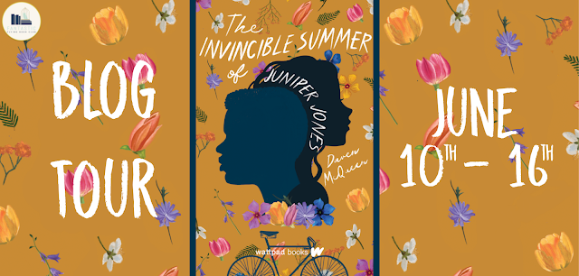 Blog Tour: The Invincible Summer of Juniper Jones by Daven McQueen (Guest Post + Giveaway!)