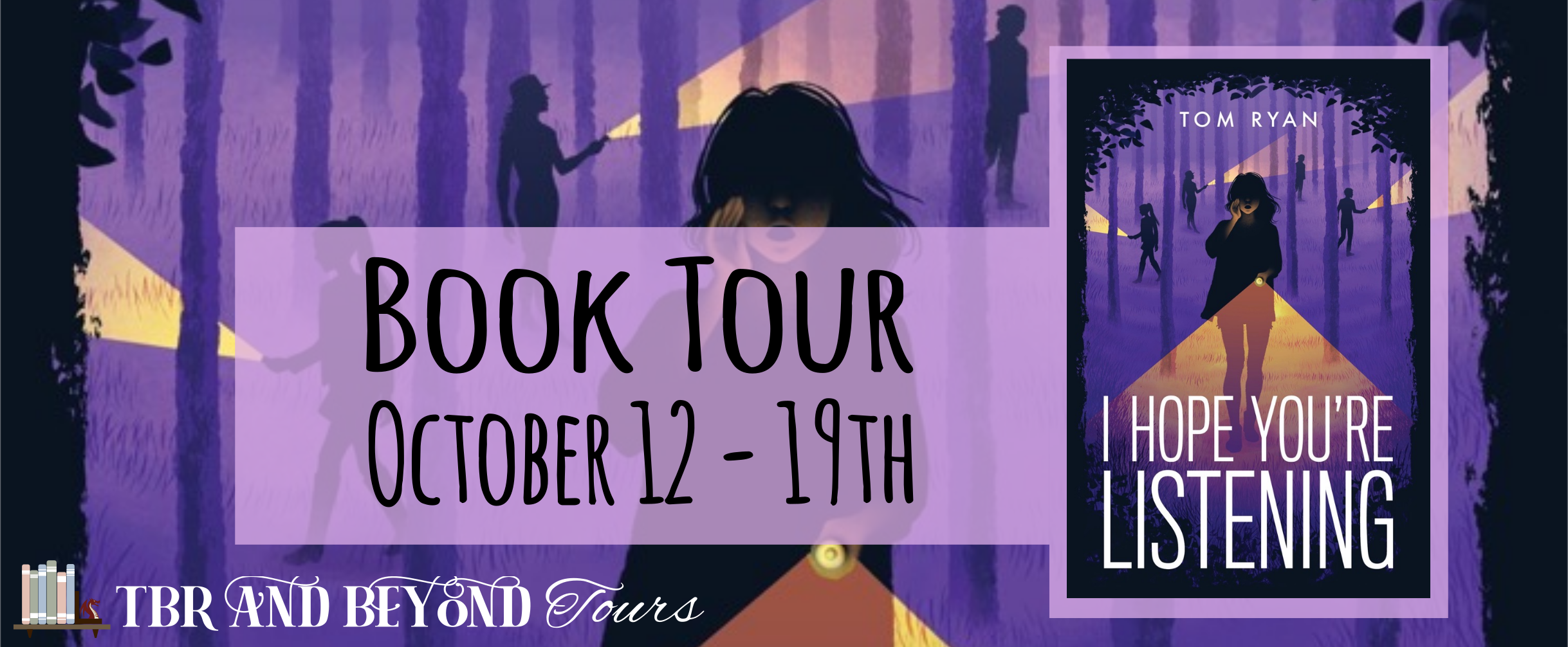 Blog Tour: I Hope You're Listening by Tom Ryan