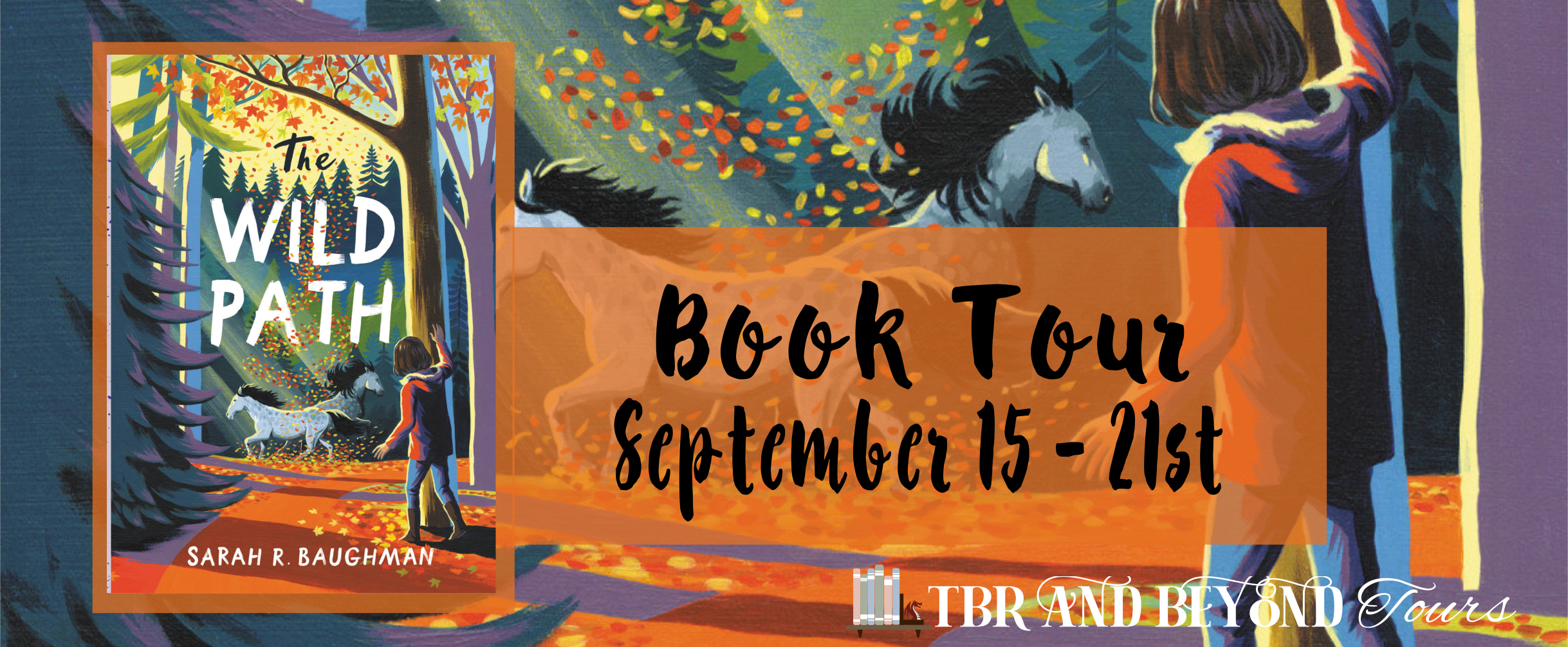 Blog Tour: The Wild Path by Sarah R. Baughman (Interview + Giveaway!)