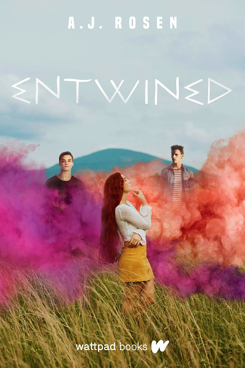 Blog Tour: Entwined by A.J. Rosen