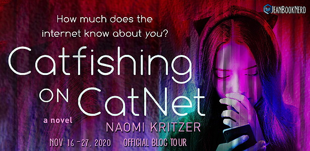 Blog Tour: Catfishing on CatNet by Naomi Kritzer (Review + Excerpt + Giveaway!)