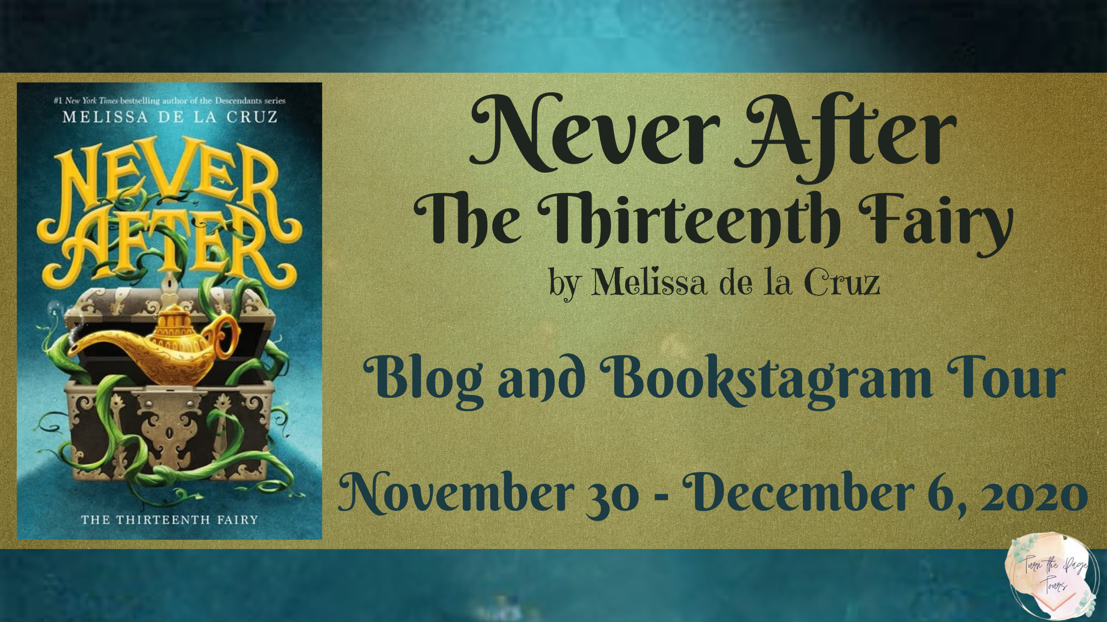 Blog Tour: Never After: The Thirteenth Fairy by Melissa de la Cruz (Creative Post + Bookstagram + Giveaway!)