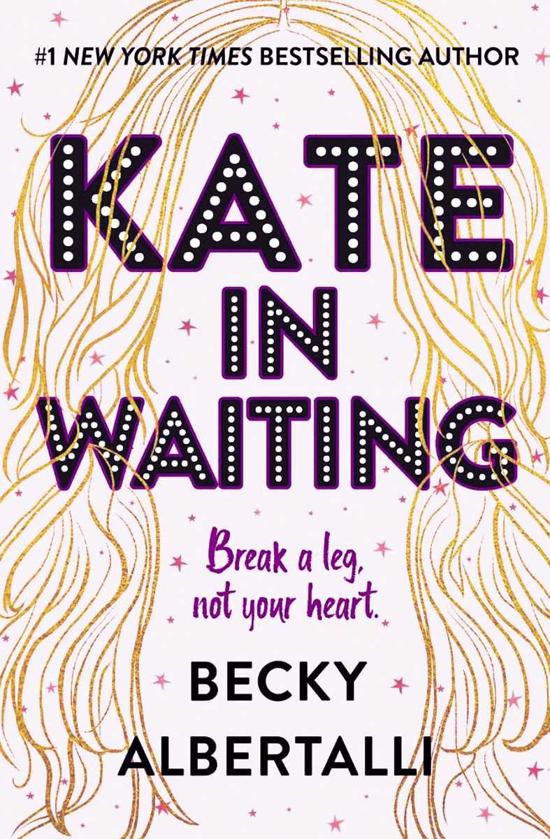 Kate in Waiting by Becky Albertalli