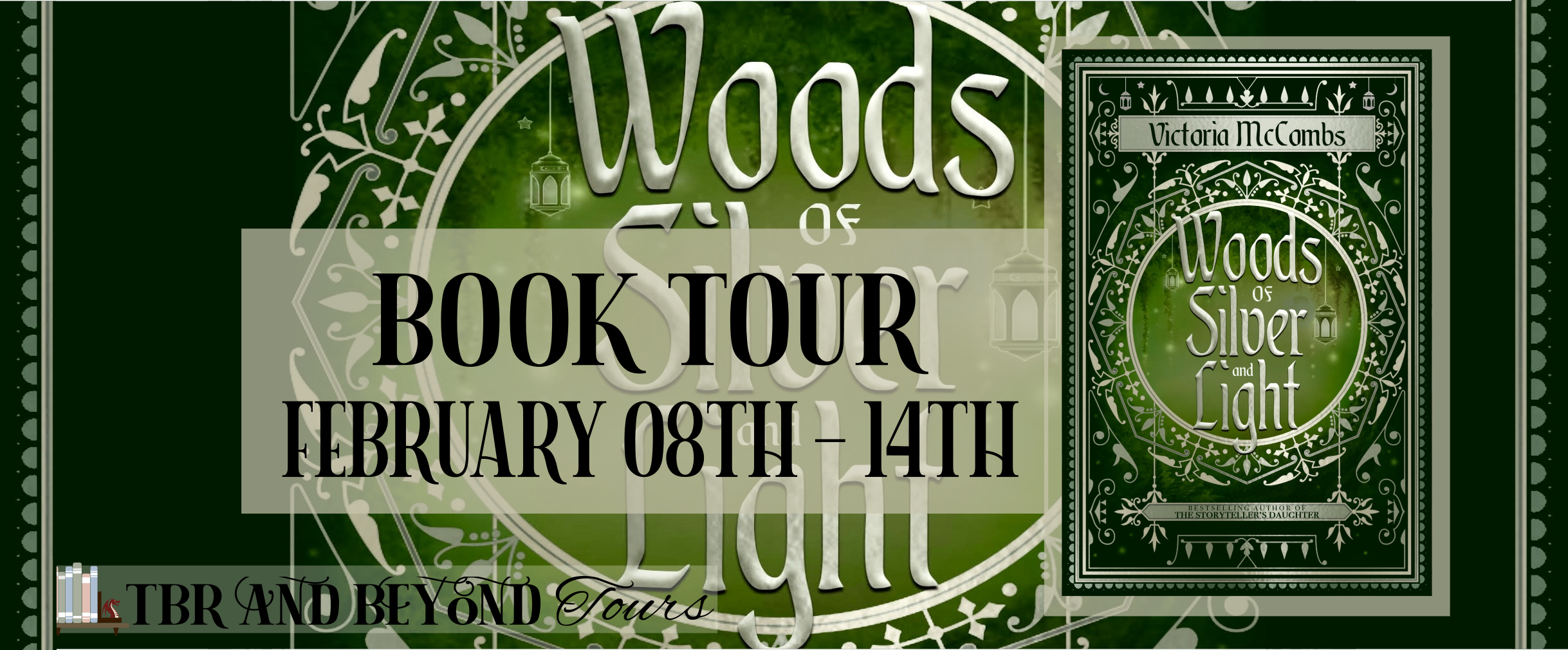 Blog Tour: Woods of Silver and Light by Victoria McCombs (Interview + Bookstagram!)