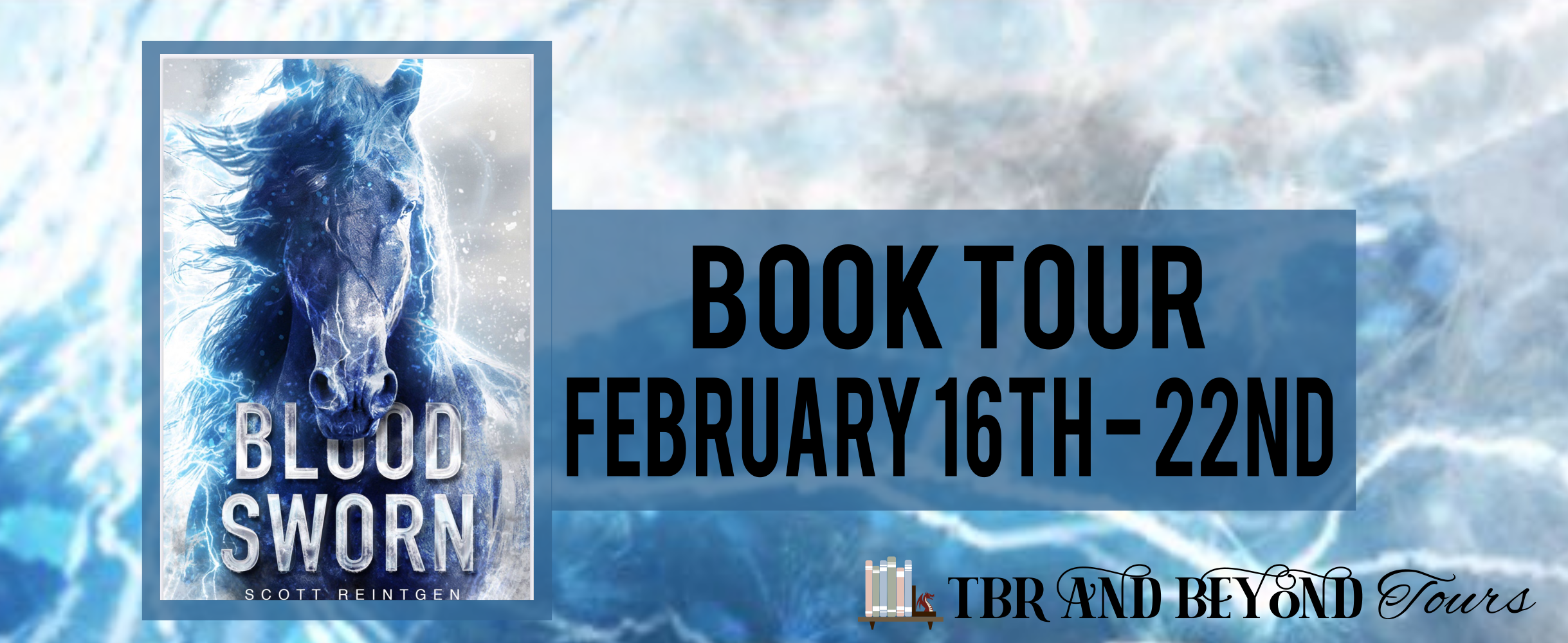 Blog Tour: Bloodsworn by Scott Reintgen (Interview + Bookstagram!)
