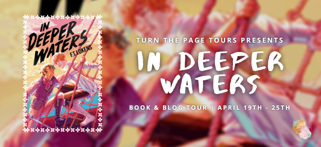 Blog Tour: In Deeper Waters by F.T. Lukens (Interview + Giveaway!)