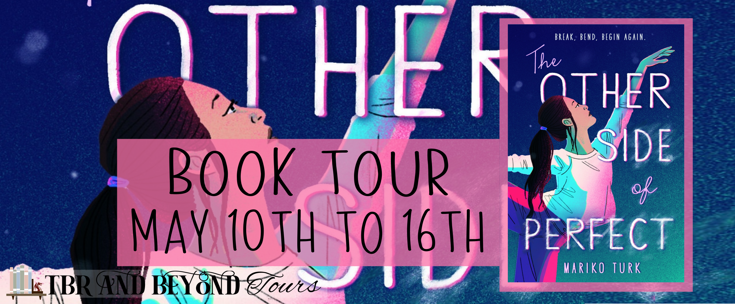 Blog Tour: The Other Side of Perfect by Mariko Turk (Spotlight!)