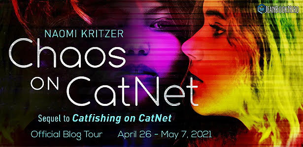 Blog Tour: Chaos on CatNet by Naomi Kritzer (Review + Giveaway!)