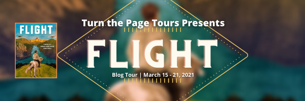 Blog Tour: Flight by Vanessa Harbour (Spotlight + Bookstagram + Giveaway!)