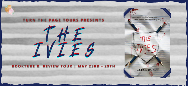 Blog Tour: The Ivies by Alexa Donne (Review + Bookstagram!)