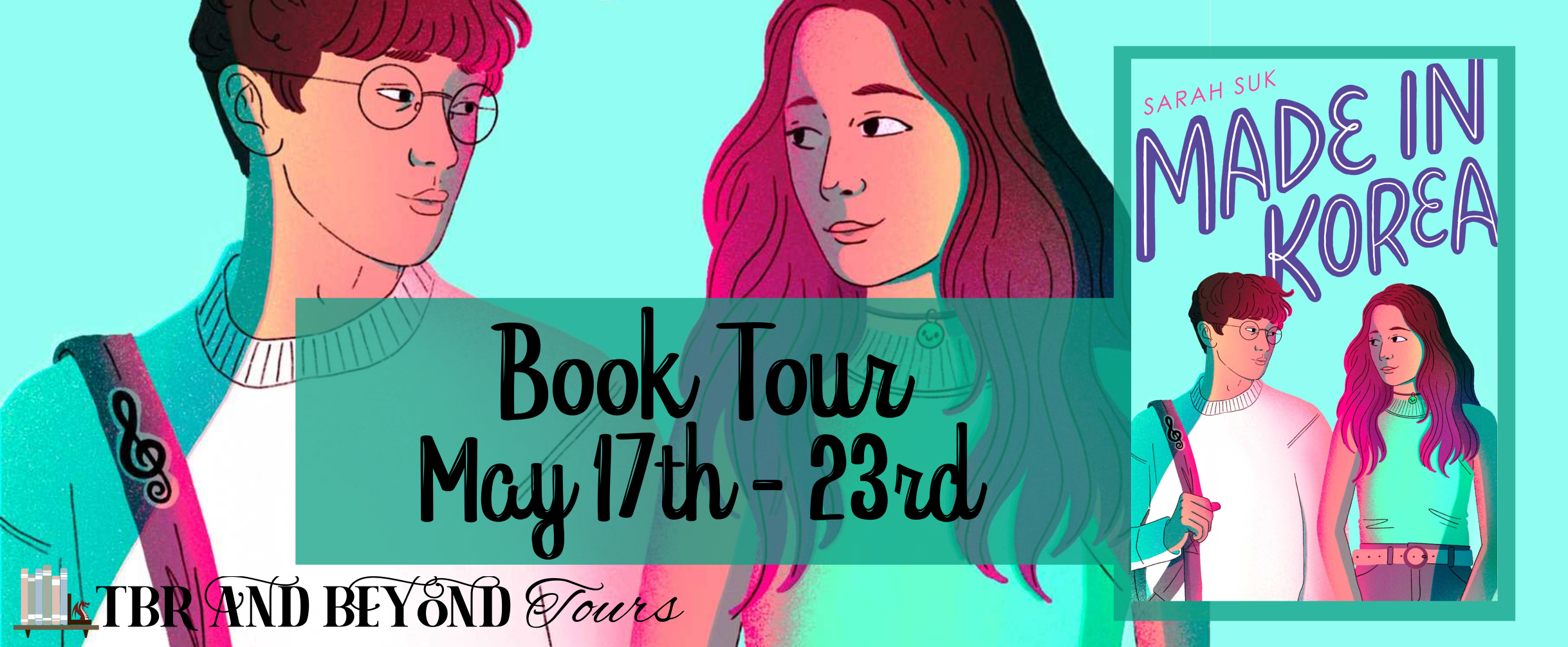 Blog Tour: Made in Korea by Sarah Suk (Spotlight + Giveaway!)