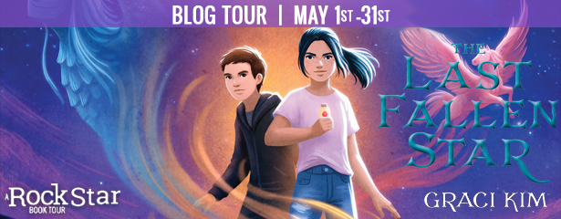 Blog Tour: The Last Fallen Star by Graci Kim (Excerpt + Giveaway!)