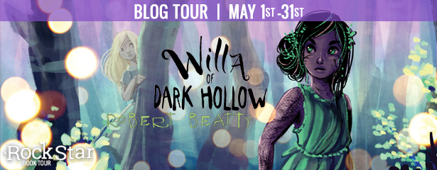 Blog Tour: Willa of Dark Hollow by Robert Beatty (Excerpt + Giveaway!)