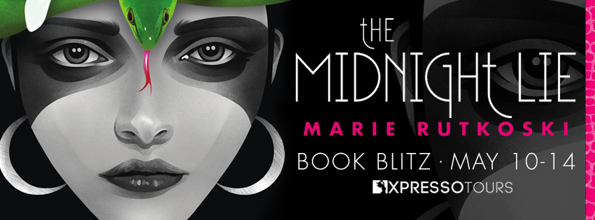 Blog Tour: The Midnight Lie by Marie Rutkoski (Excerpt + Giveaway!)