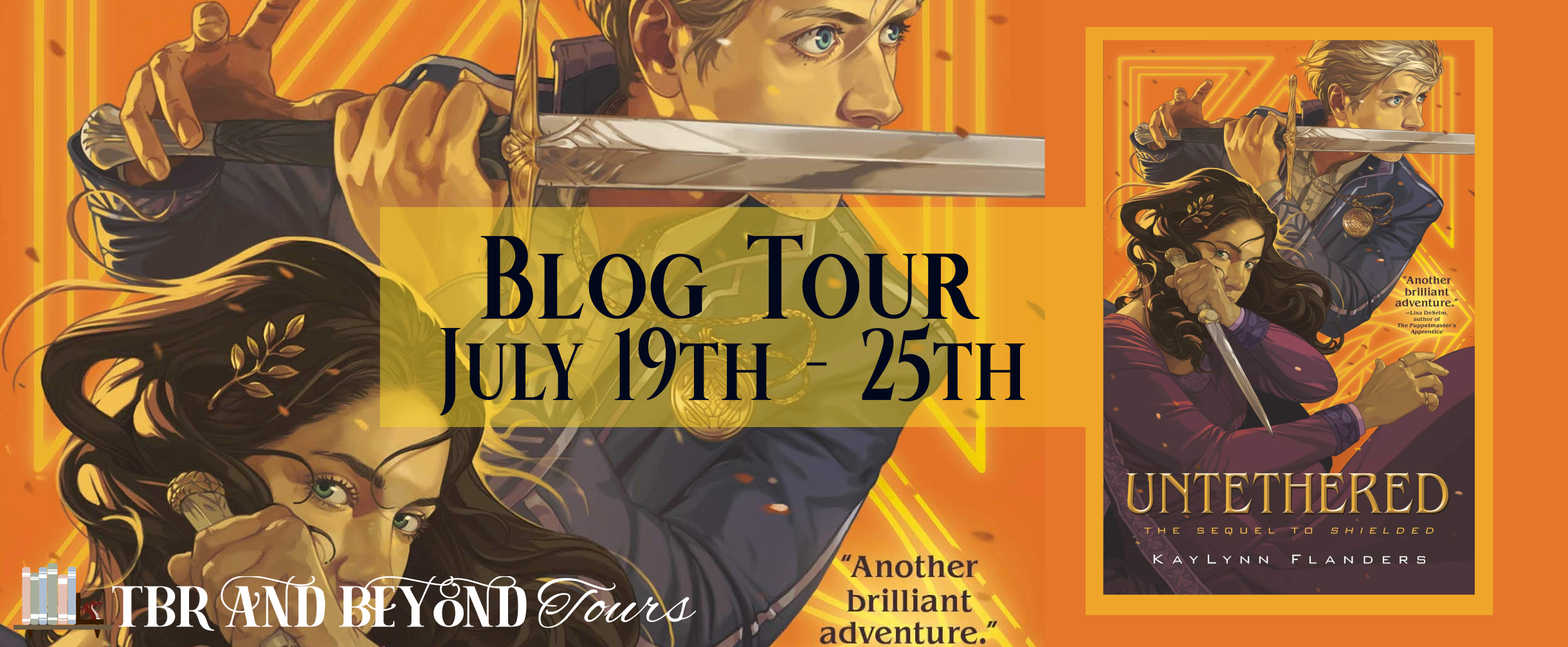 Blog Tour: Untethered by KayLynn Flanders (Spotlight + Giveaway!)
