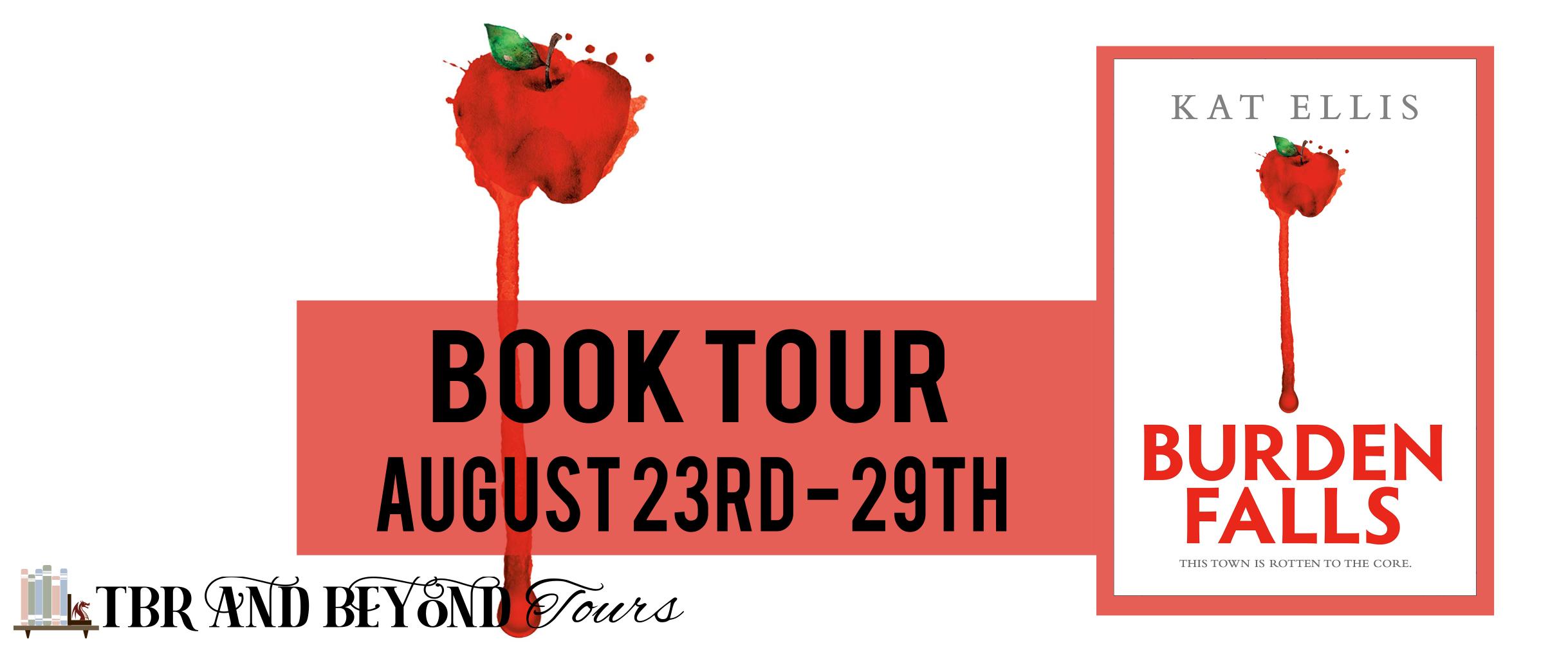 Blog Tour: Burden Falls by Kat Ellis! (Interview!)