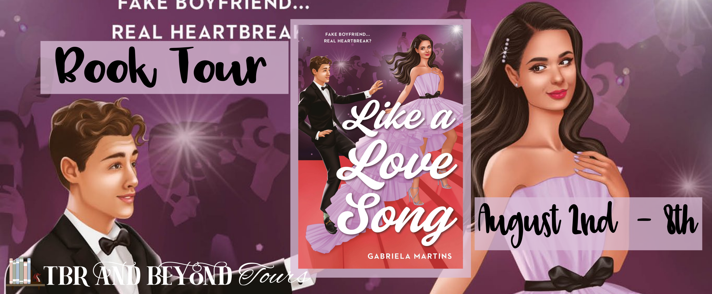 Blog Tour: Like a Love Song by Gabriela Martins (Interview + Giveaway!)