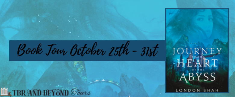 Blog Tour: Journey to the Heart of the Abyss by London Shah (Review + Aesthetic Board!)