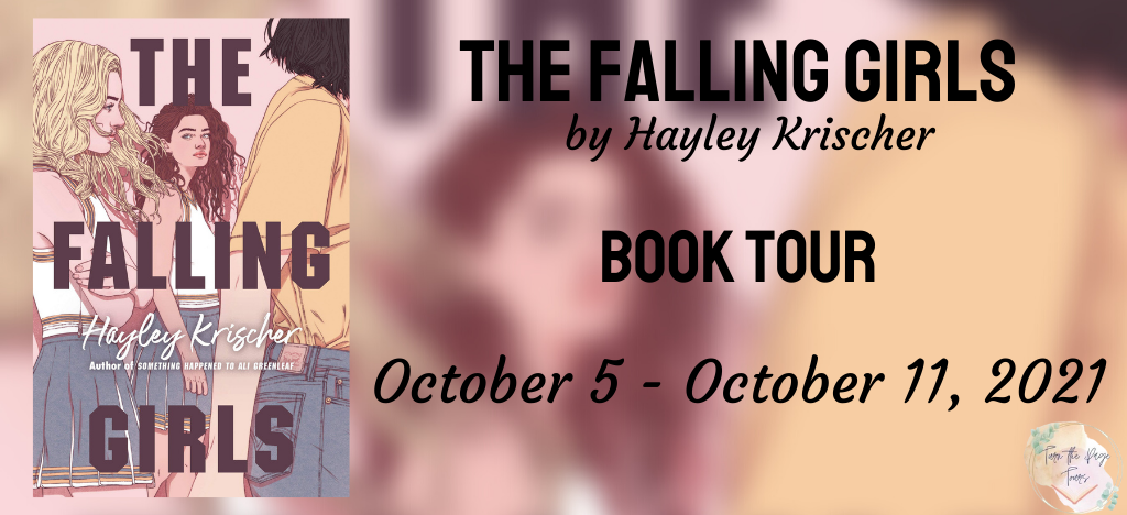 Blog Tour: The Falling Girls by Hayley Krischer (Interview + Giveaway!)