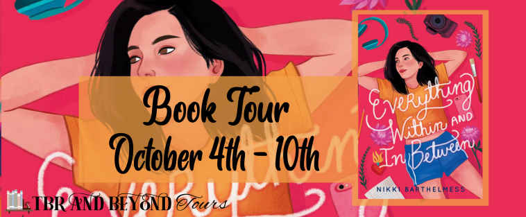 Blog Tour: Everything Within and In Between by Nikki Barthelmess (Interview!)
